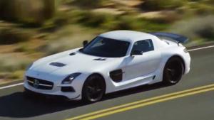 奔驰SLS AMG 最高时速