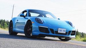 911 Carrera 4 GTS声浪秀