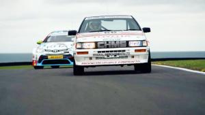 丰田BTCC冠军车卡罗拉GT