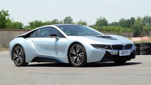 宝马i8标准型加速测试