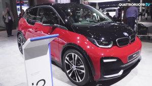 新款宝马BMW i3s发布
