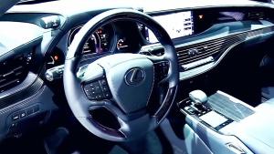 2018款雷克萨斯LS 500 AWD