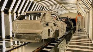 2018款沃尔沃XC40 工厂