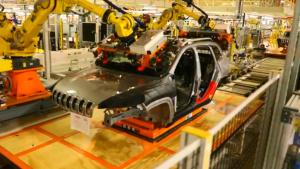 全新Jeep自由光生产曝光
