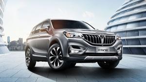 中华V6紧凑型SUV上市