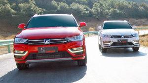 众泰SR7起售价7.38万
