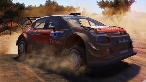 《WRC 7》预告曝光 超真实越野赛车游戏