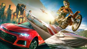 《飙酷车神2》预告 上天入地疯狂驰骋