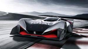 《GT Sport》赛车游戏 标致L750 R现身