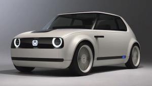 2017东京车展 Urban EV概念车将亮相