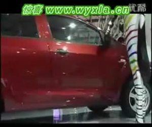 奇瑞瑞麒M1  上市首发精彩视频