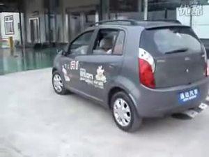 奇瑞A1购车试驾完全体验 网友自拍过程