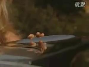 08款奔驰CLK63 AMG 荒漠赛道试驾