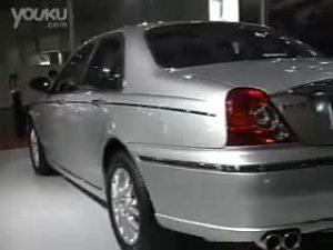 08成都车展-MG 7自动挡闪亮登场