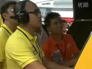 海马欢动获得中国房车锦标赛团体第三