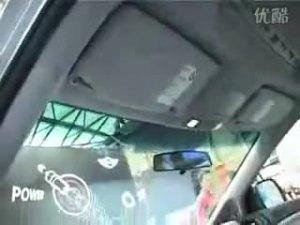 斯巴鲁驰鹏太空车 车展全方位展示