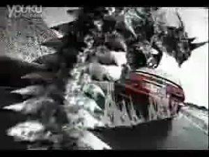 激情驱动未来 三菱戈蓝广告恐龙篇