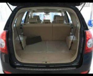 四款酷威雪佛兰SRV竞争车型推荐