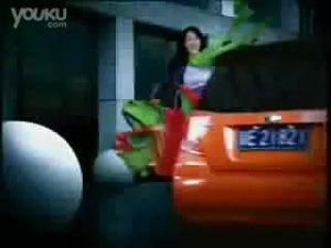 GM CHEVROLET Ad雪佛兰乐骋汽车广告