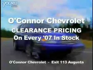 雪佛兰系列经典车型报价体现品牌服务