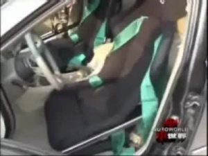 赛车配置强劲性能改装版海马3试驾