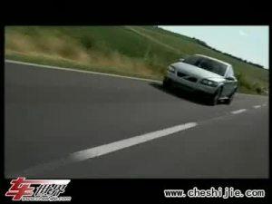 名车品鉴录 沃尔沃C30安全的驾控