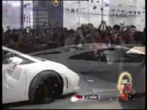兰博基尼GallardoL重磅出击北京车展