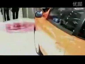 平民跑车吉利中国龙亮相法兰克福车展