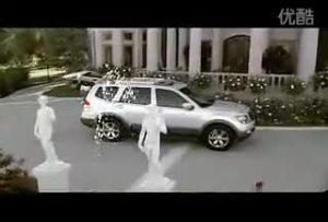 2009款进口起亚豪华SUV霸锐高清广告