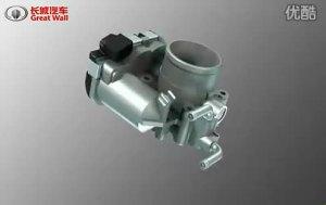 长城炫丽1.5VVT发动机内部构造介绍3