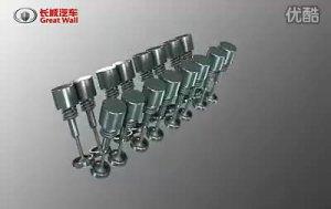 长城炫丽1.5VVT发动机内部构造介绍5