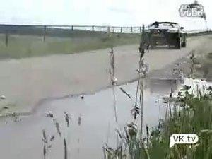 通用旗下欧宝GT跑车尝试激烈驾驶