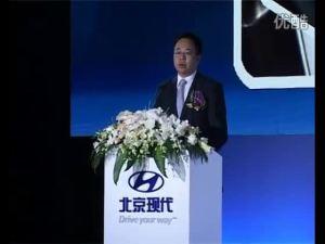 北京现代名驭上市发布会 产品介绍