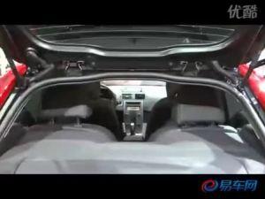 2009广州车展 沃尔沃C30 DRIVE