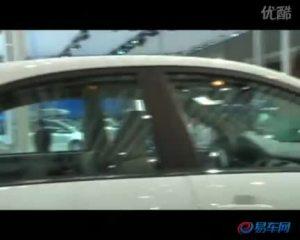2009广州车展江淮和悦汽车展台亮相