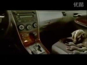 丰田卡罗拉境外搞笑宣传片--安静篇
