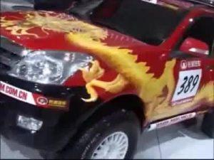 09广州车展:长城派出超强参展阵容