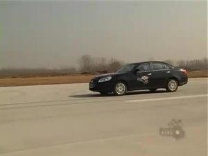 易车测试:新景程SX豪华版 制动测试