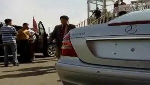2010北京车展比亚迪E6轿车全展示