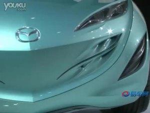 2010北京车展 马自达概念车-清