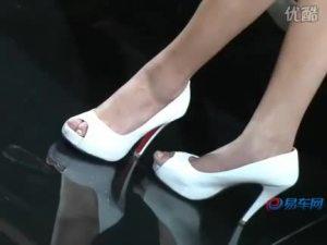 2010北京车展 吉奥星旺骨感模特