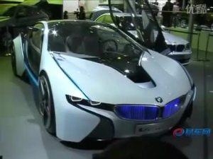 2010北京车展 宝马概念车Vision亮相