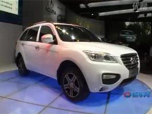 2010北京车展 力帆自主SUV亮相
