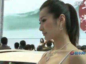 2010北京车展 中华骏捷车模cross