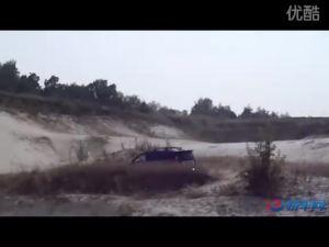 国外车友沙漠测试哈弗H1,H3越野性能