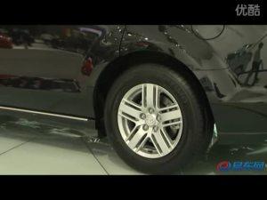 2010广州车展 黑色马自达8闪亮登场