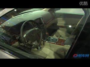 2010广州车展  凯迪拉克SLS 2.0T