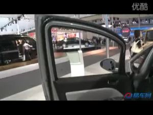 2010广州车展 吉利英伦汽车SC5-RV