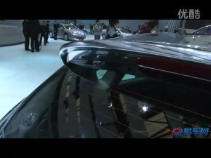 2011上海车展 上海通用别克英朗XT