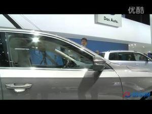 2011上海车展 全新Passat完美展现